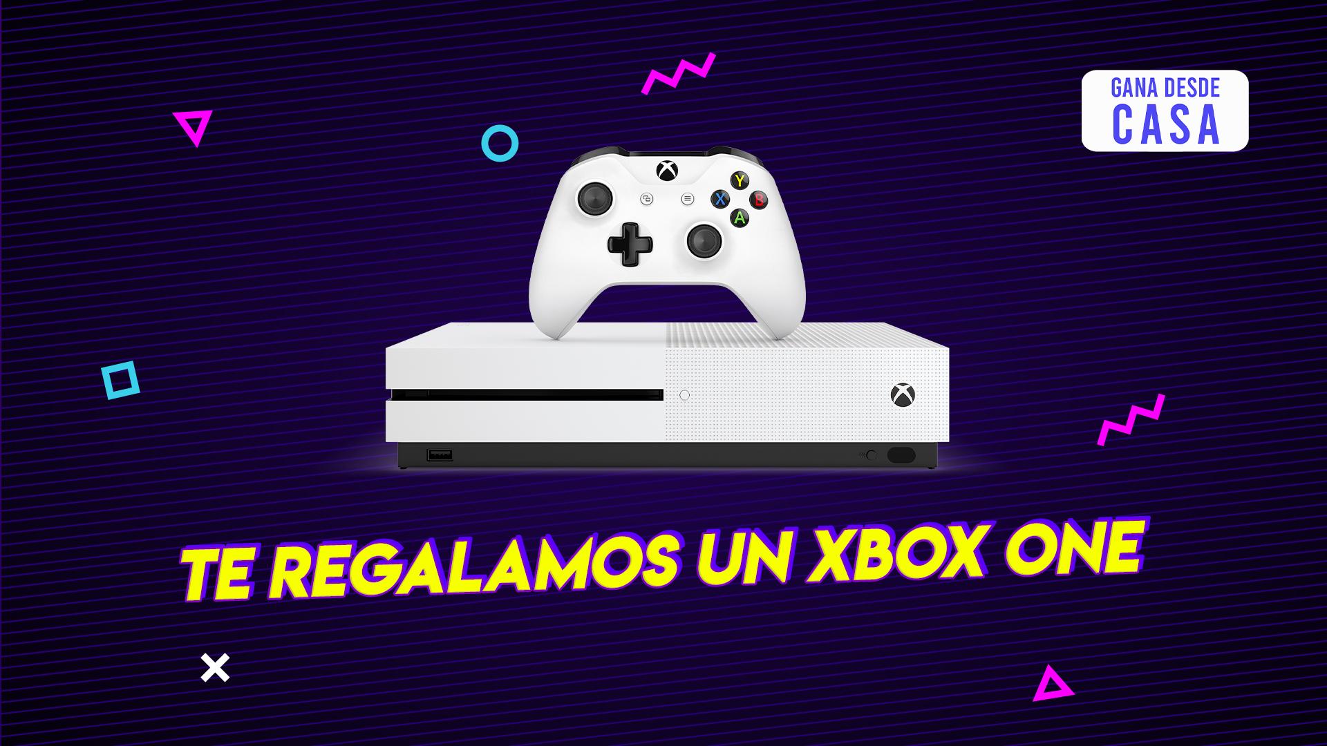 En este mes del niño gana un Xbox desde tu casa