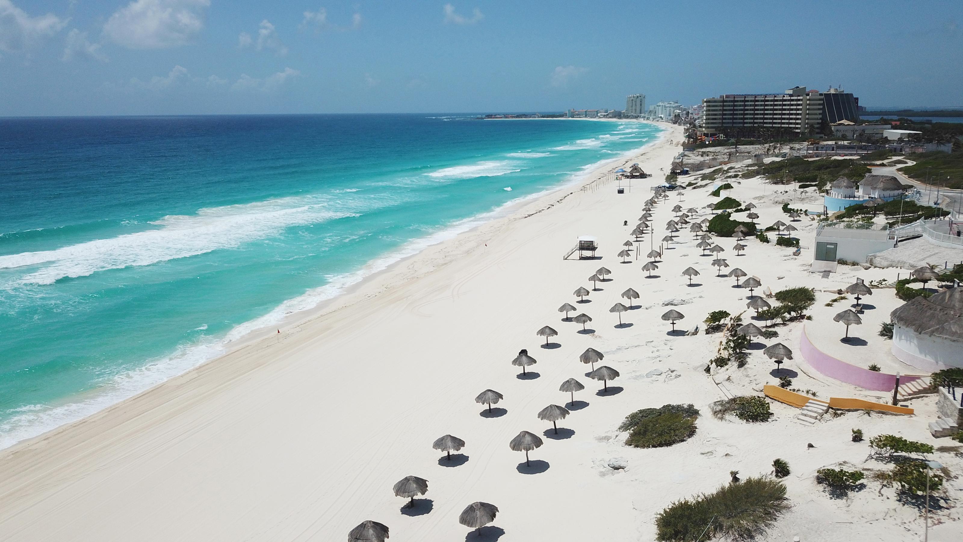 Ofrecen hospedaje gratis en Cancún para viajar después de la pandemia