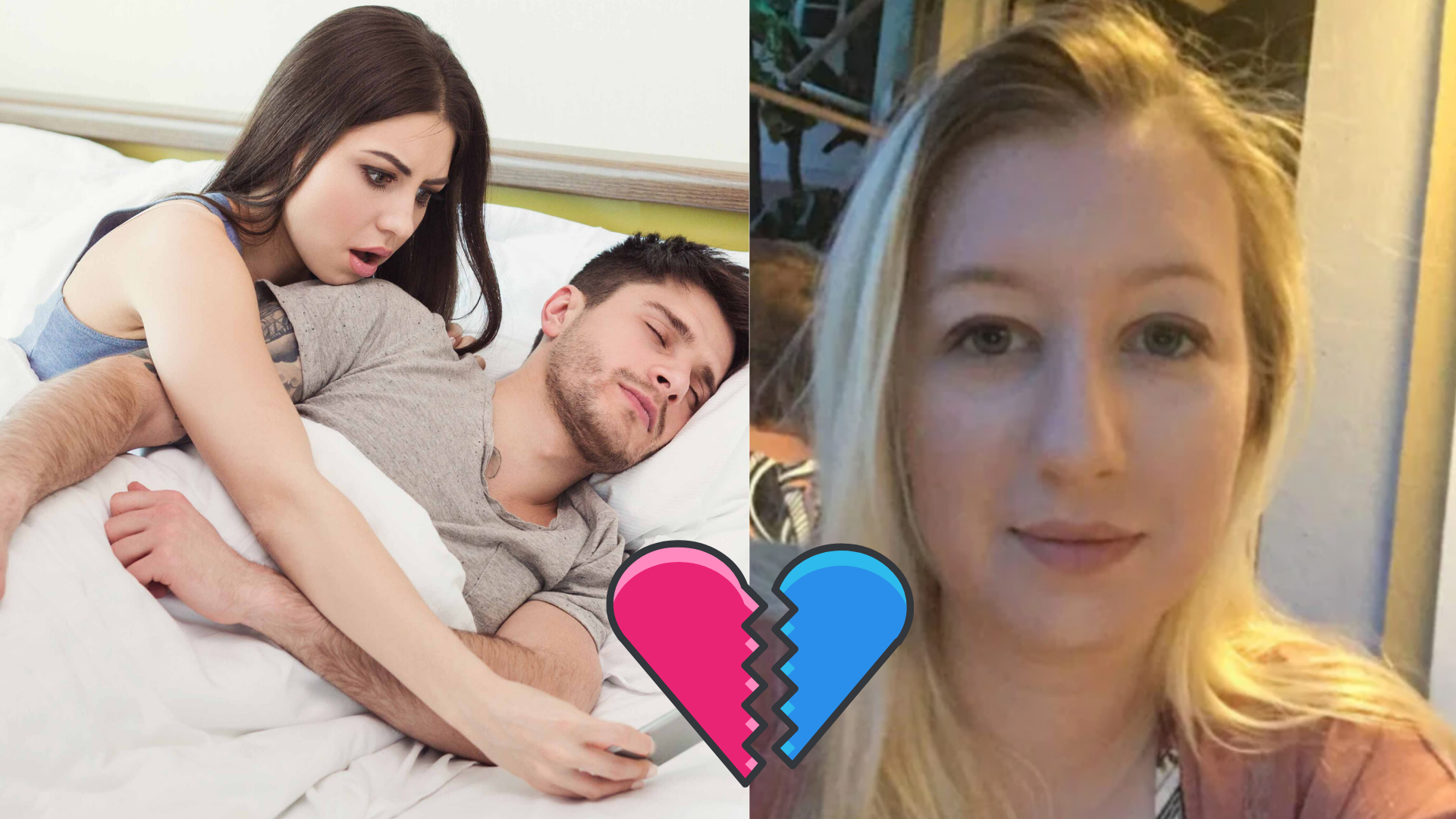 Chica descubre la infidelidad de su novio después de haberlo soñado