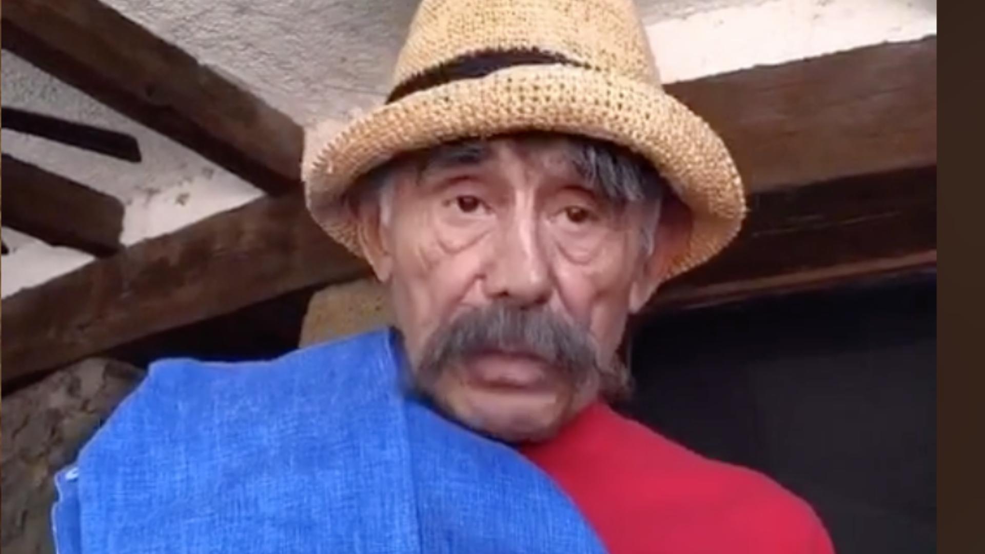 El último TikTok de Héctor Suárez en compañía de su hijo