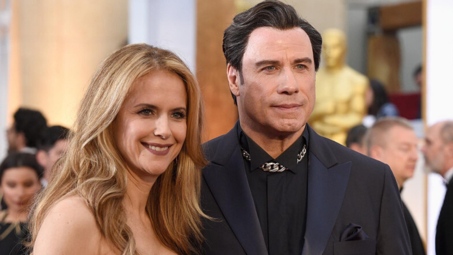 John Travolta sufre gran pérdida, muere su esposa