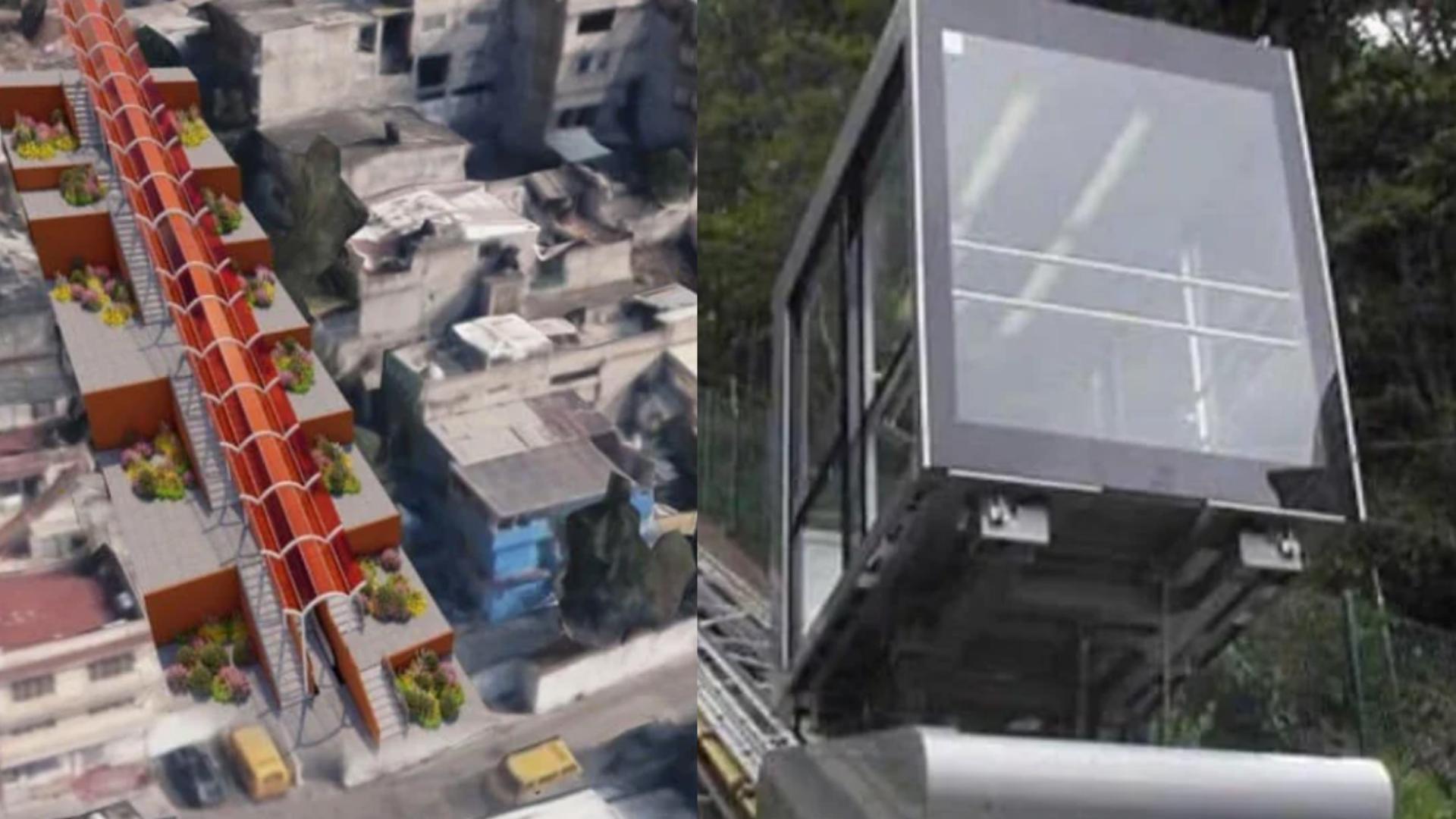 CDMX tendrá una calle con escaleras eléctricas y elevador