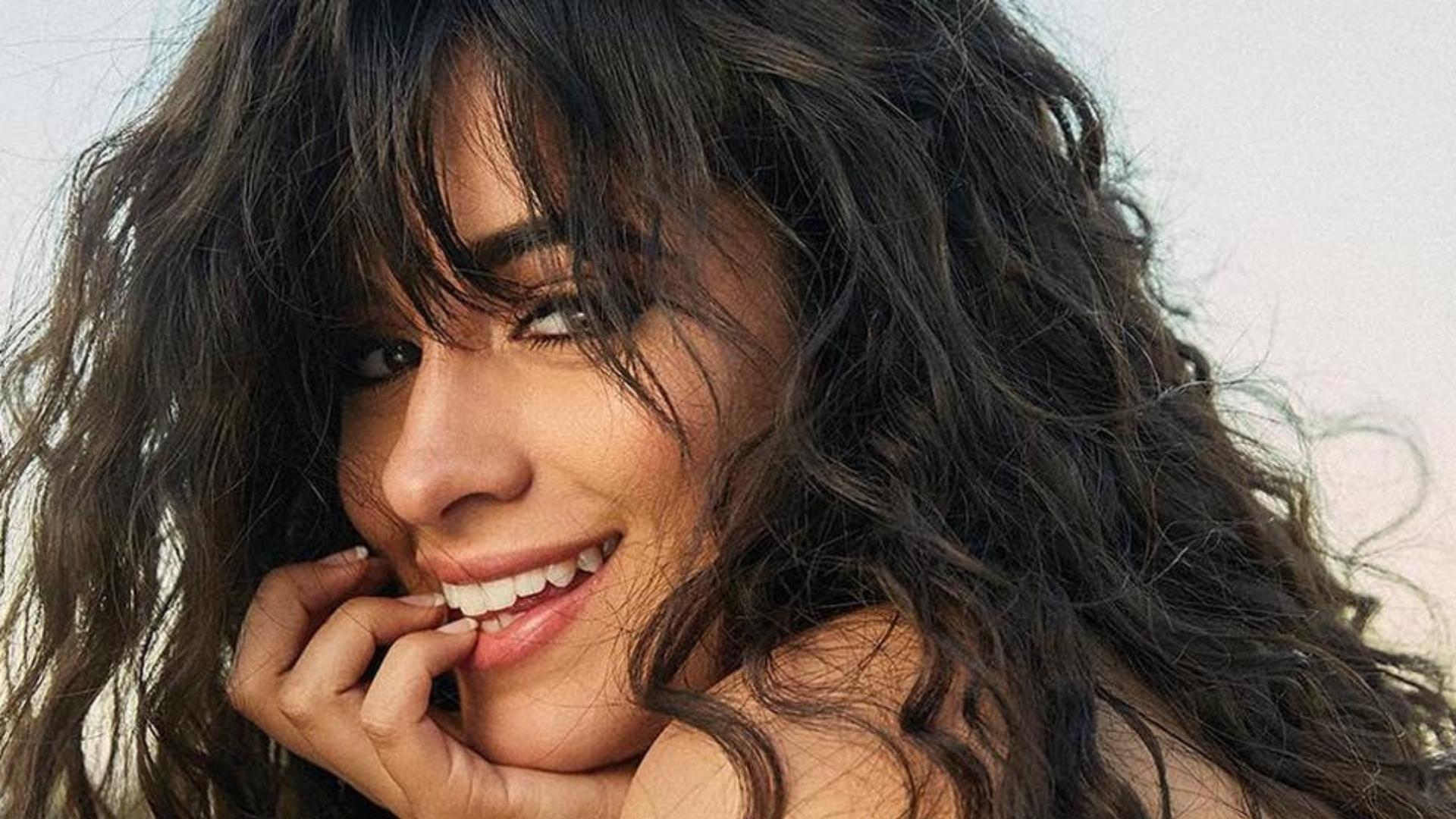 Se filtran fotos de Camila Cabello como Cenicienta