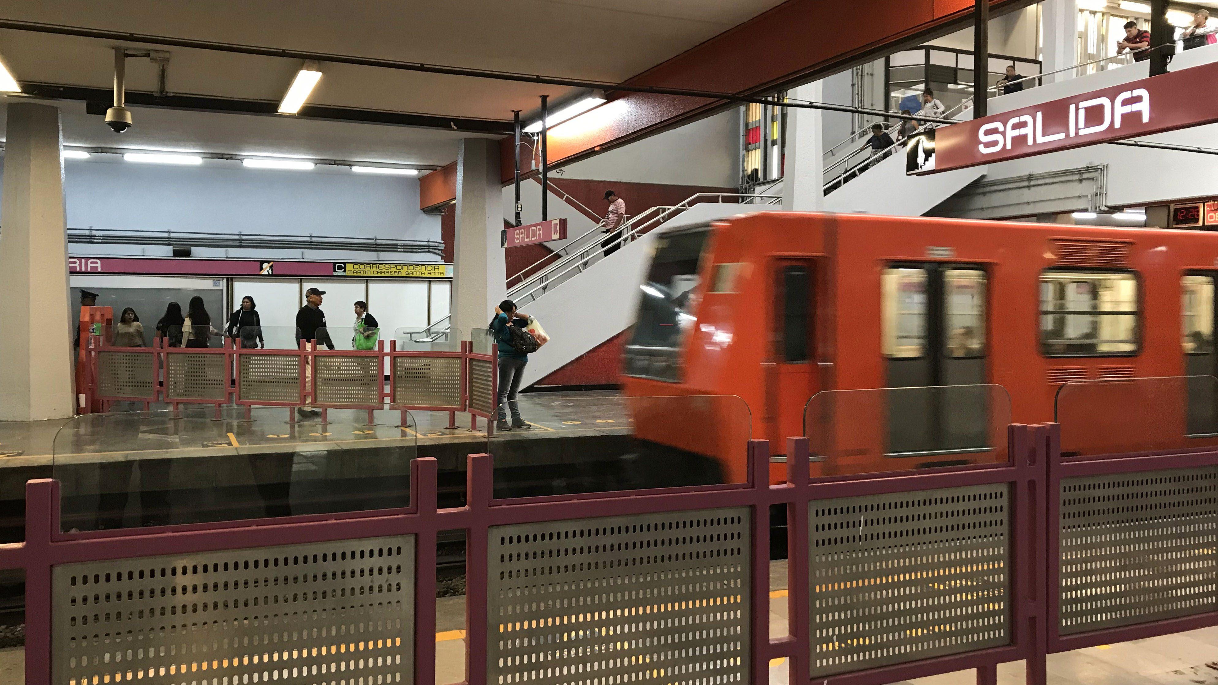 Metro de la CDMX