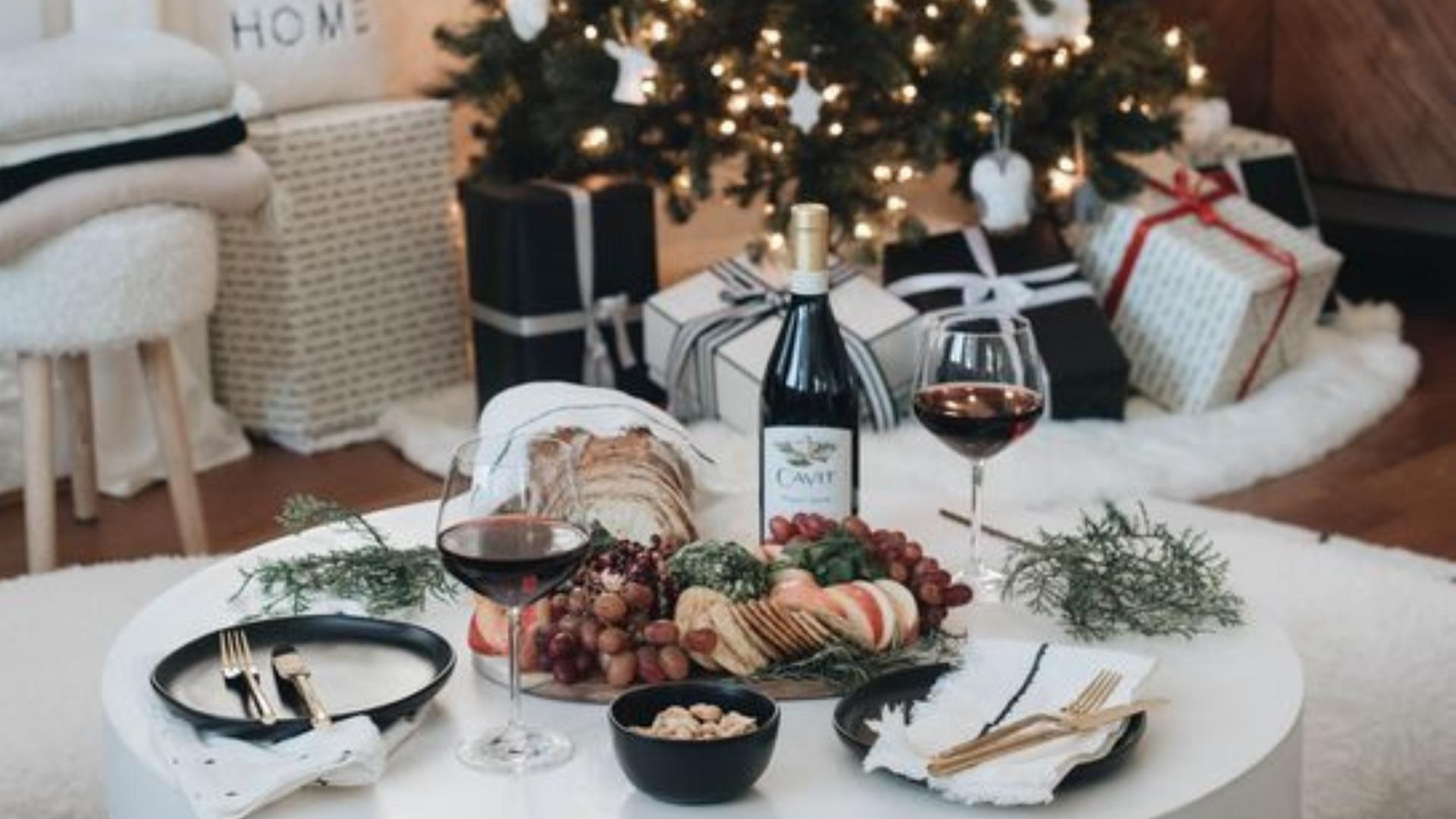 5 ricas entradas para lucirte en tu cena navideña