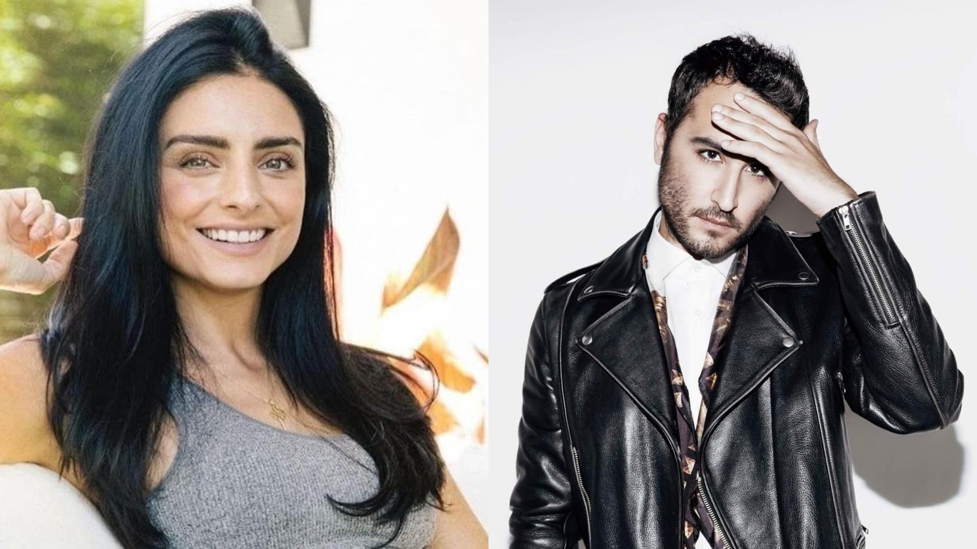 Aislinn Derbez confiesa su relación con Jesús Navarro, vocalista de Reik