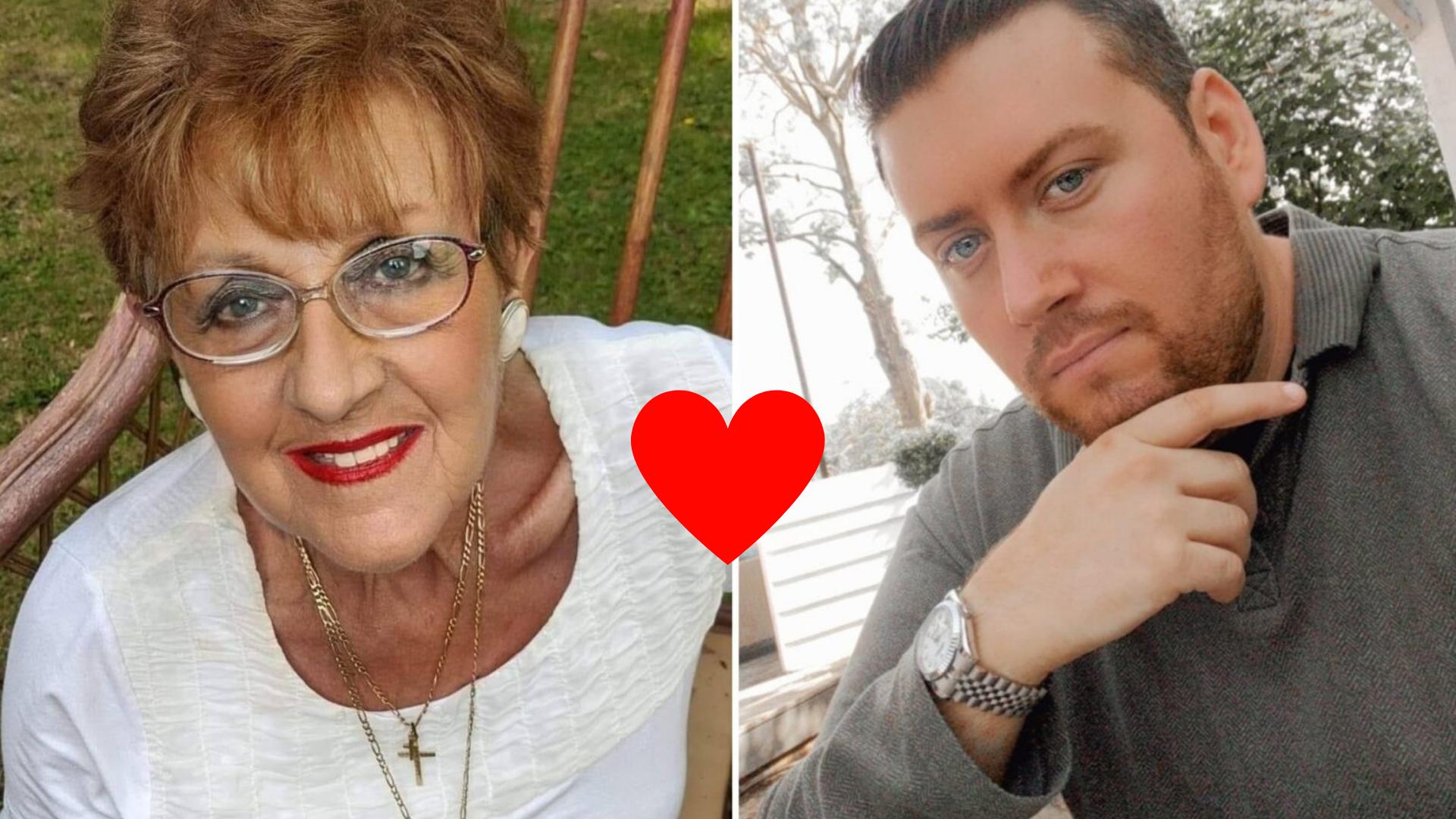 Abuelita le crea perfil de Tinder a su nieto y se hace viral
