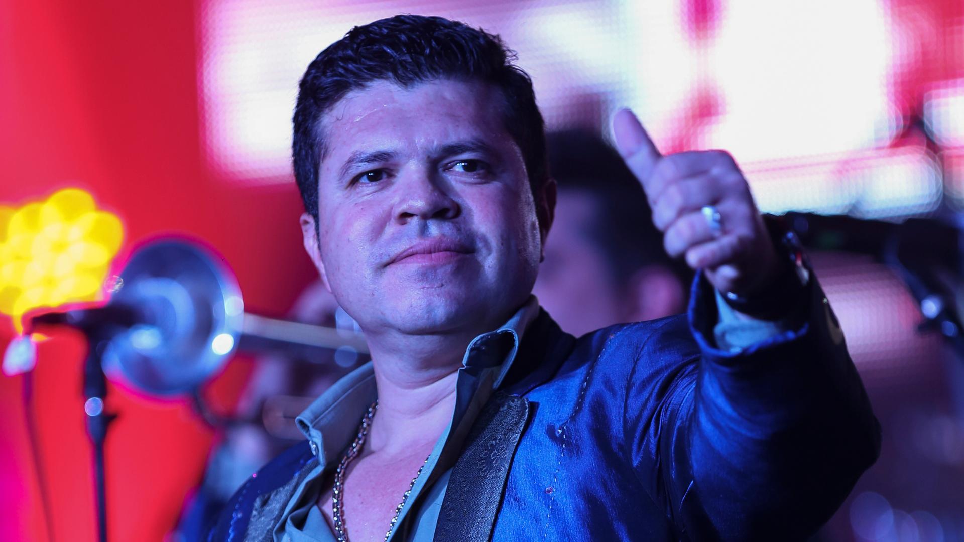 Jorge Medina cumple 25 años como cantante y así lo quiere festejar