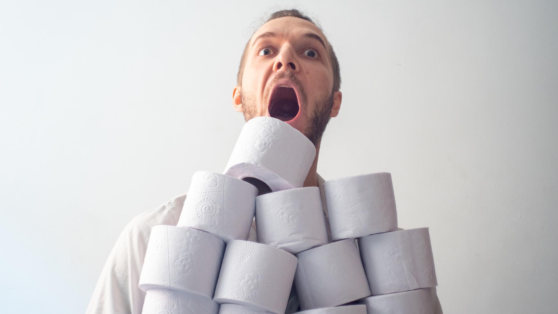 Alertan que podría haber crisis de papel higiénico en todo el mundo