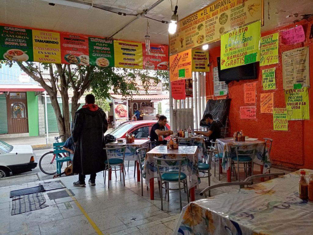 Mercados de la Ciudad de México para comer