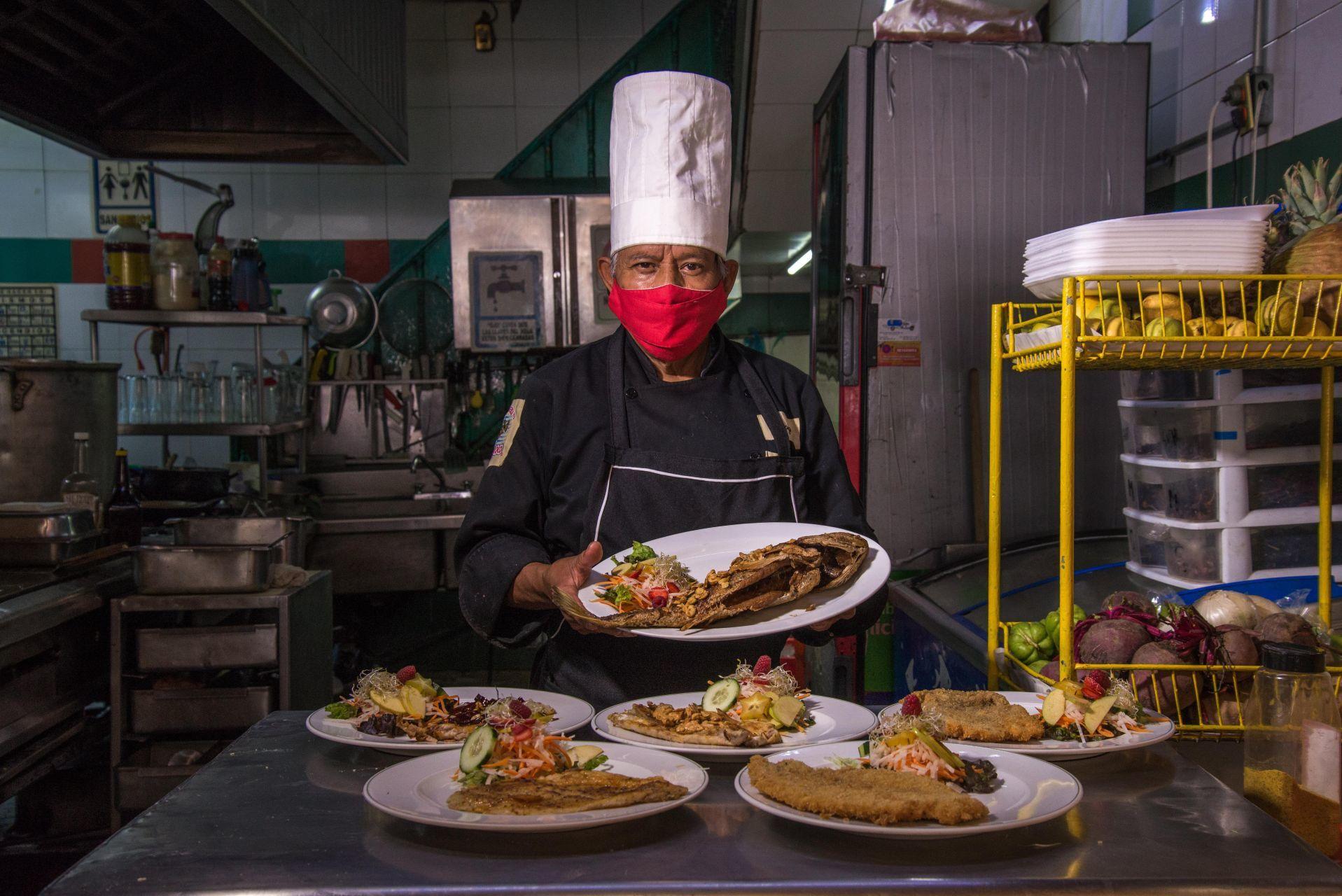 Mercados en la Ciudad de México para comer