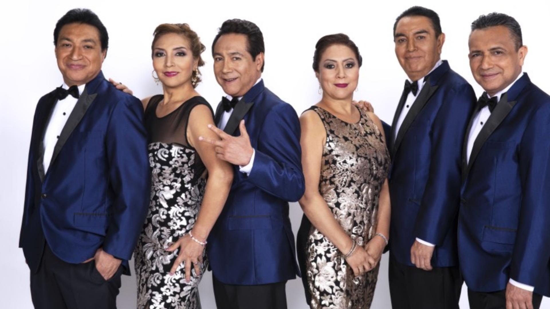 Los Ángeles Azules: Vocalista deja la agrupación después de varios años