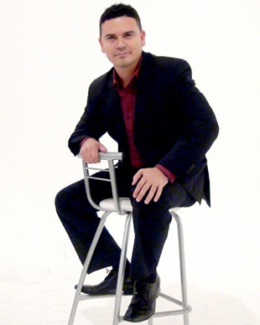 Alan Pineda y Clauido Alcaraz